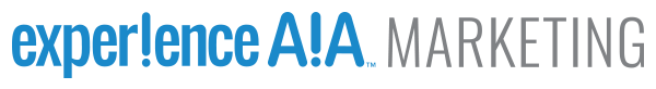 Experience AIA Marketing logo
